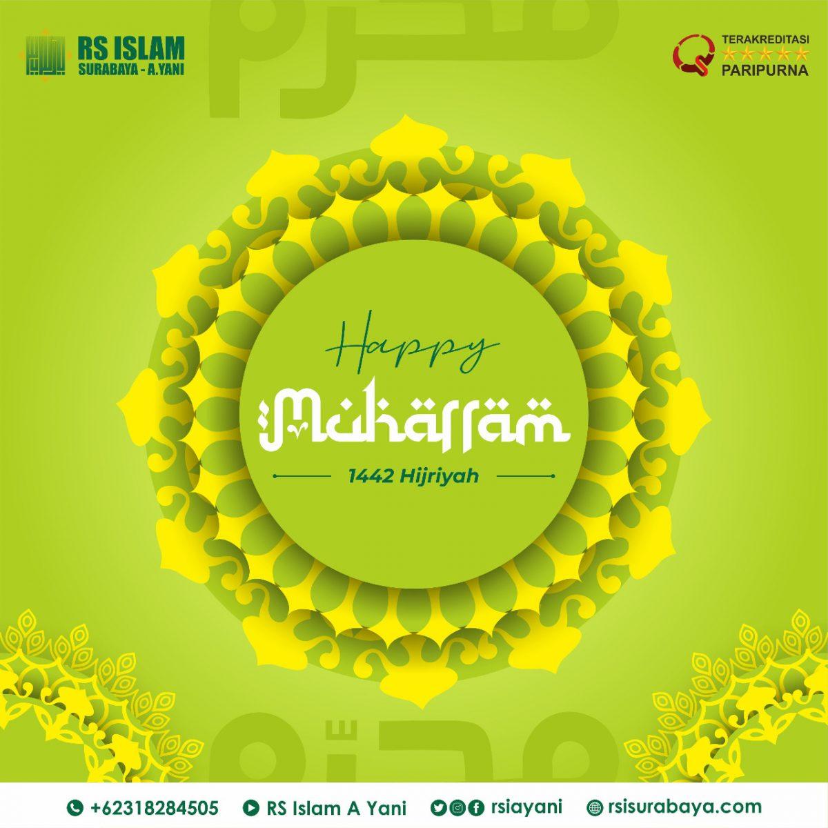 Selamat Tahun Baru Islam 1442 H Rs Islam Surabaya