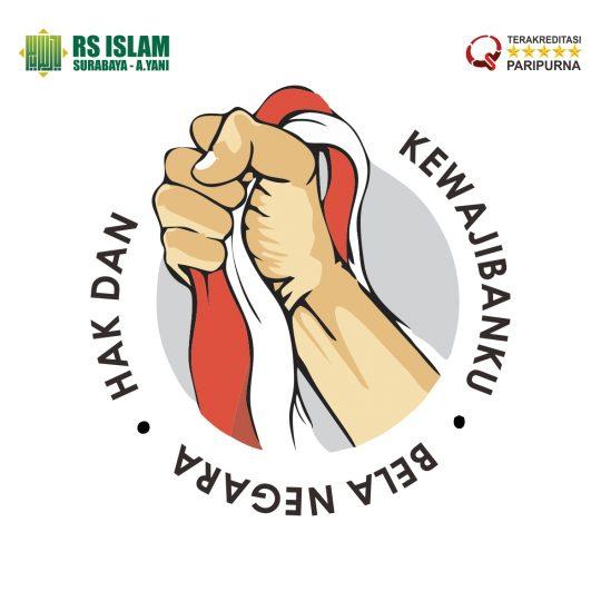 Hari Bela Negara Rs Islam Surabaya